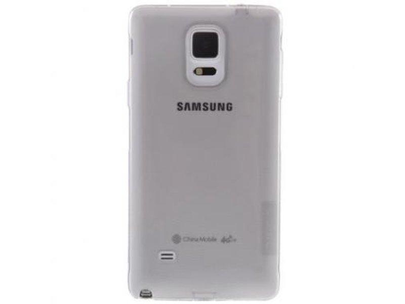 Nillkin Nillkin Nature TPU Case Grijs voor Samsung Galaxy Note 4
