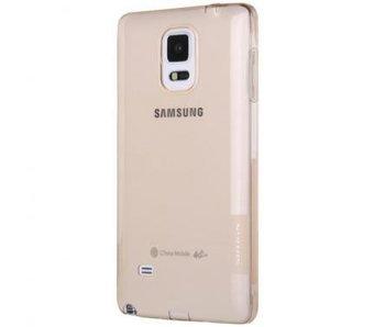 Nillkin Nature TPU Case Bruin voor Samsung Galaxy Note 4