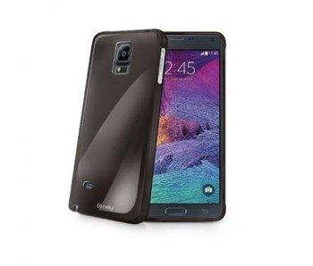 Celly Gelskin Zwart voor Samsung Galaxy Note 4