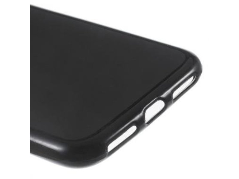Mobiware TPU Case Zwart voor Apple iPhone 7/8