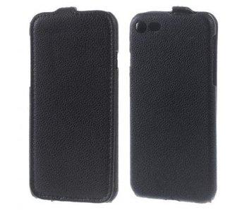 Flip Cover Zwart voor Apple iPhone 7