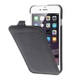 Mobiware Flip Cover Zwart voor Apple iPhone 7/8
