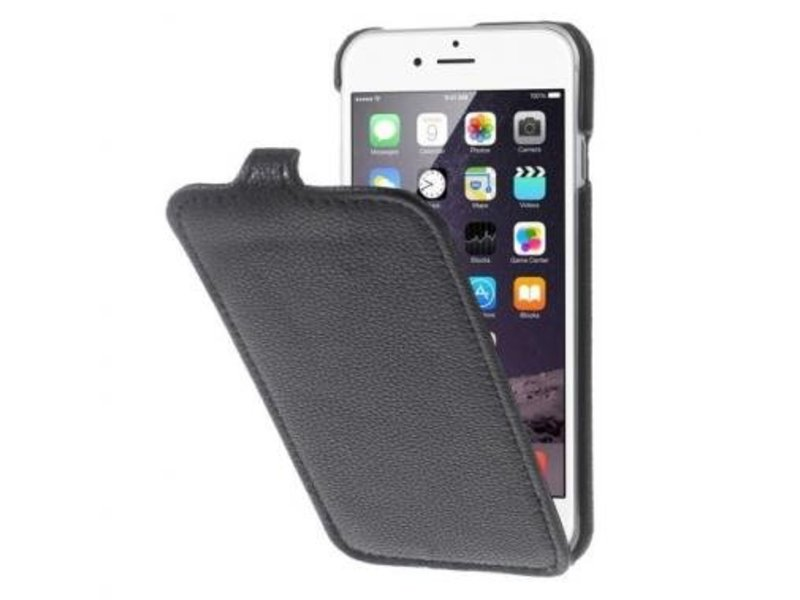 Flip Cover Zwart voor Apple iPhone 7