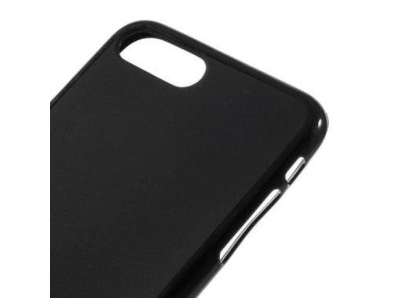 TPU Case Zwart voor Apple iPhone 7/8 Plus