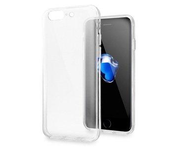 Just in Case Apple iPhone 7 Plus Slimline TPU case (Clear)