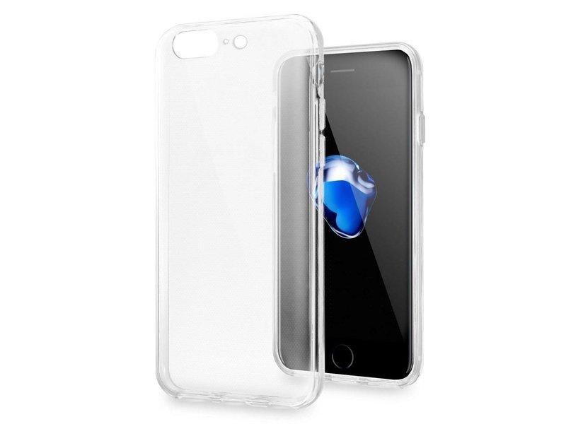 Just in Case Just in Case Apple iPhone 7/8 Plus Slimline TPU case (Clear)