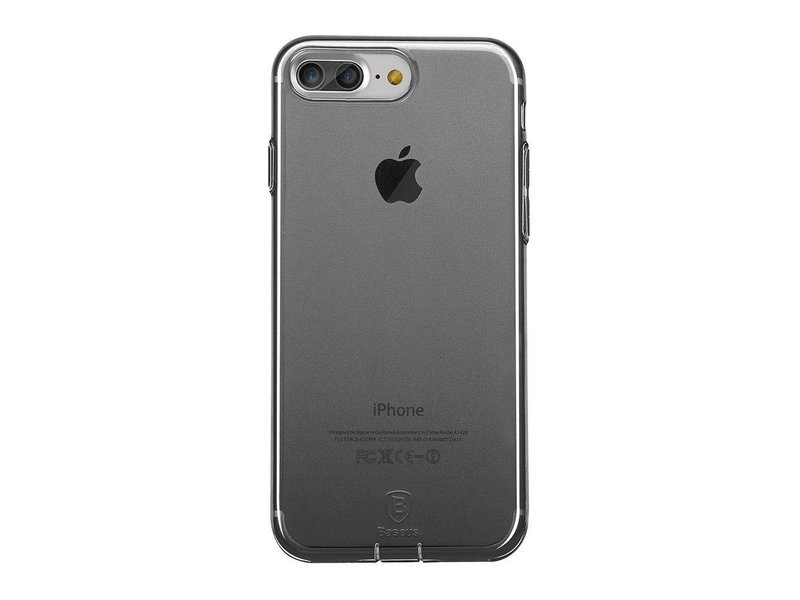 Baseus Baseus Simple Series Case Apple iPhone 7/8 Plus (Black)