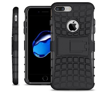 Just in Case Rugged Hybrid Apple iPhone 7 Plus Case (Black)
