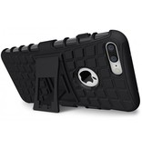 Just in Case Just in Case Rugged Hybrid Apple iPhone 7 Plus Case (Black)