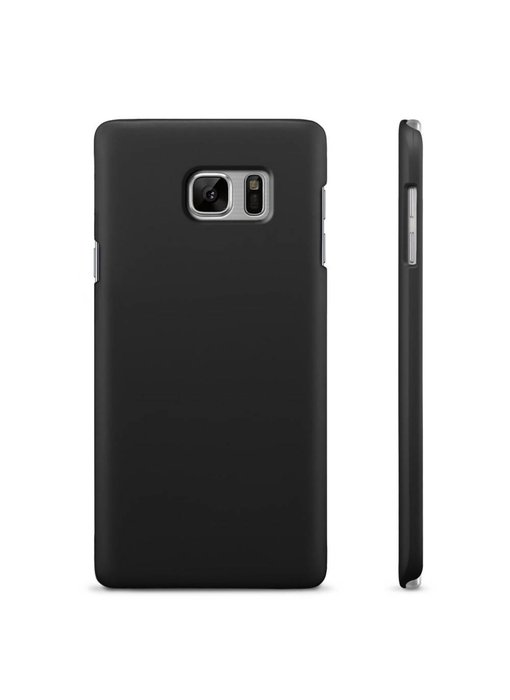 Just in Case Samsung Galaxy Note 7 Hard Back Case (Black)
