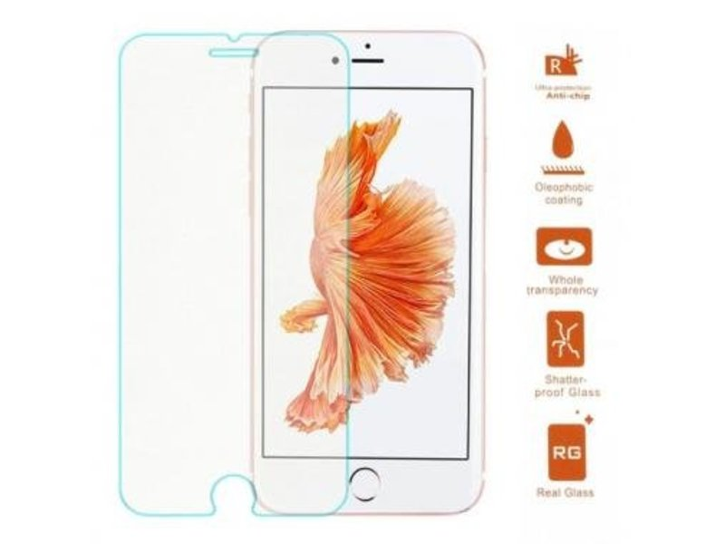 Mobiware  Tempered Glass Screen Protector Apple iPhone 7/8 Plus