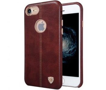 Nillkin Englon Leather Cover Bruin Apple iPhone 7/8