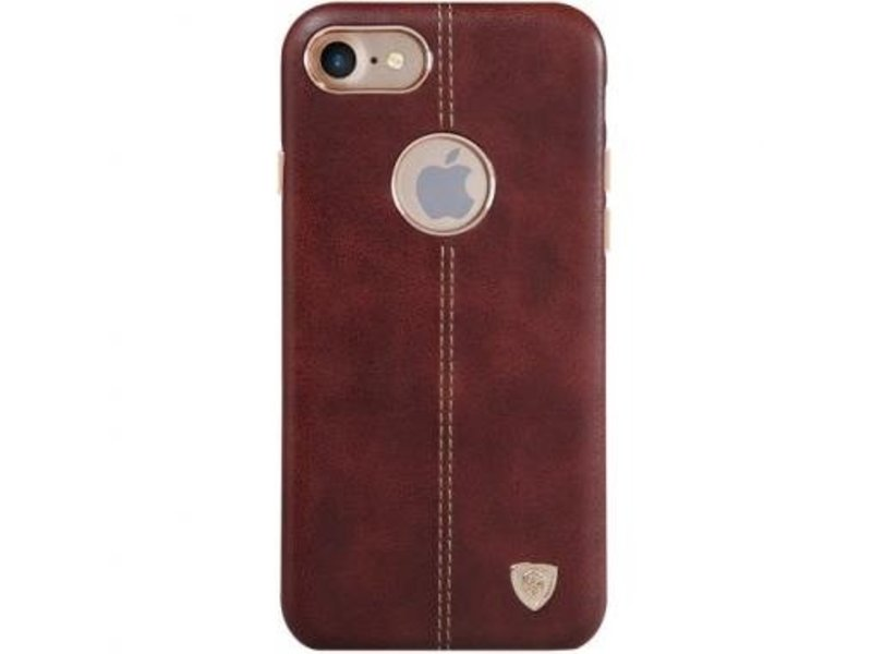 Nillkin Nillkin Englon Leather Cover Bruin Apple iPhone 7/8