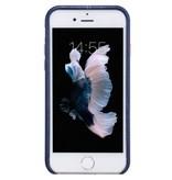 Nillkin Nillkin Englon Leather Cover Blauw Apple iPhone 7/8