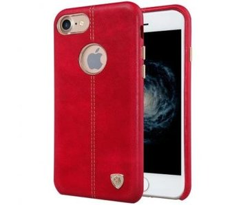 Nillkin Englon Leather Cover Rood Apple iPhone 7/8