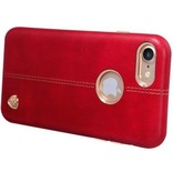 Nillkin Nillkin Englon Leather Cover Rood Apple iPhone 7
