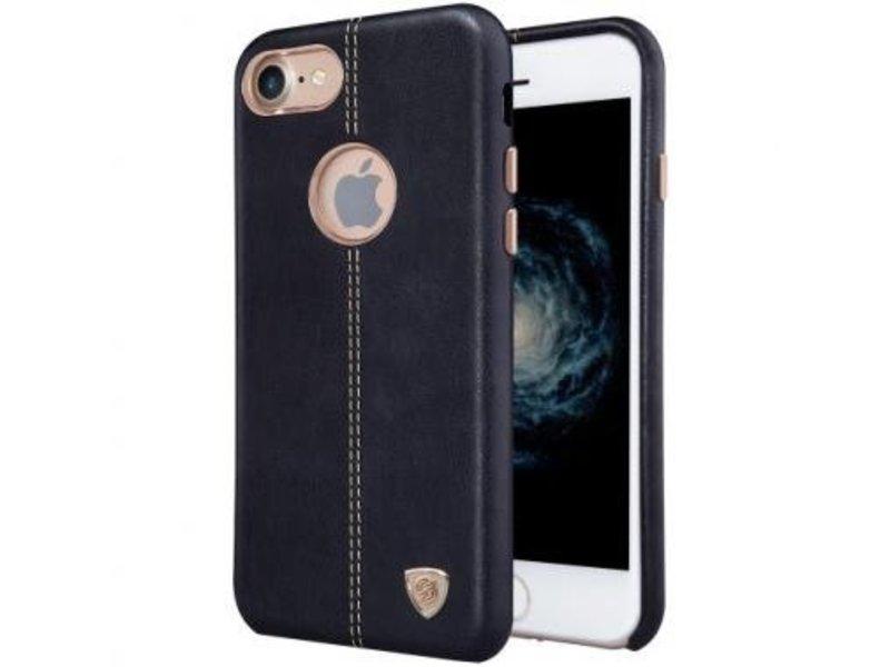 Nillkin Nillkin Englon Leather Cover Zwart Apple iPhone 7/8