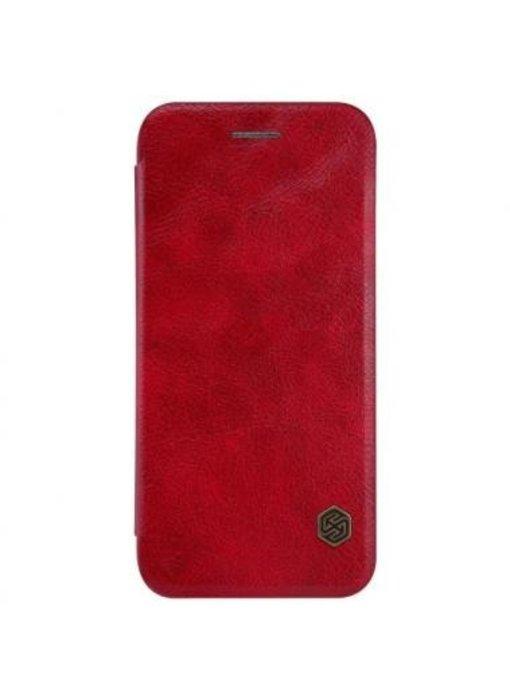 Nillkin QIN Wallet Book Case Rood Apple iPhone 7/8