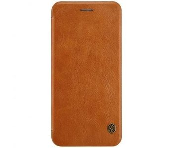 Nillkin QIN Wallet Book Case Bruin Apple iPhone 7 Plus