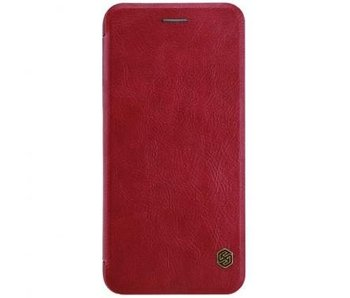 Nillkin QIN Wallet Book Case Rood Apple iPhone 7 Plus