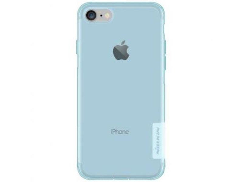Nillkin Nillkin Nature TPU Case Blauw Apple iPhone 7/8
