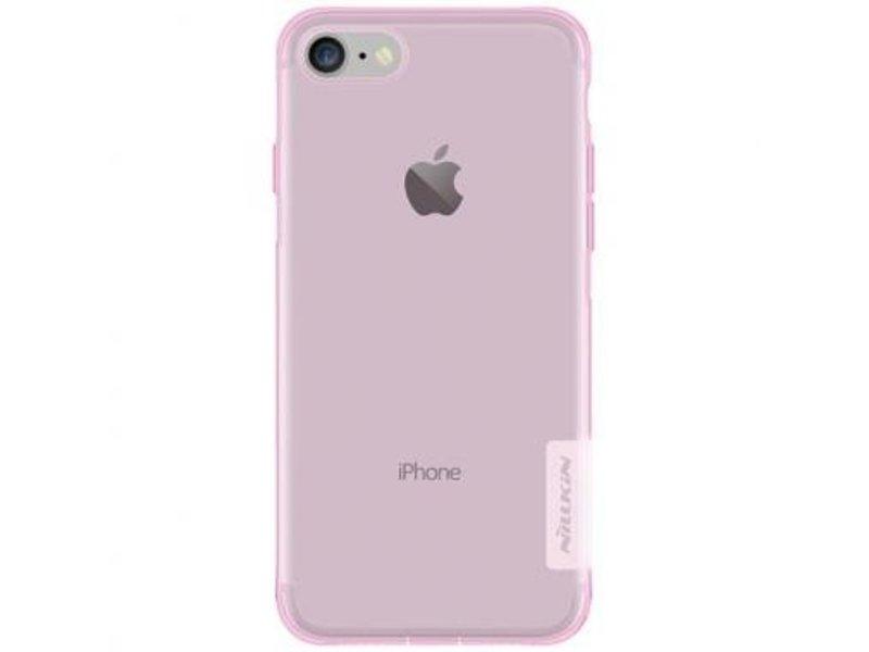 Nillkin Nillkin Nature TPU Case Roze Apple iPhone 7/8