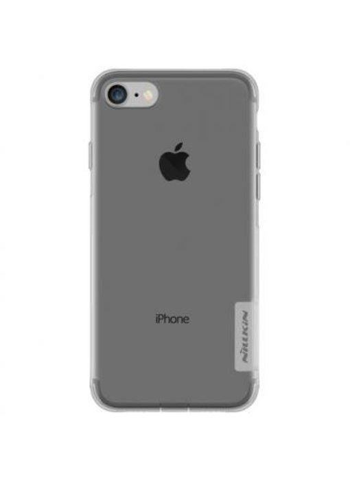 Nillkin Nature TPU Case Grijs Apple iPhone 7/8