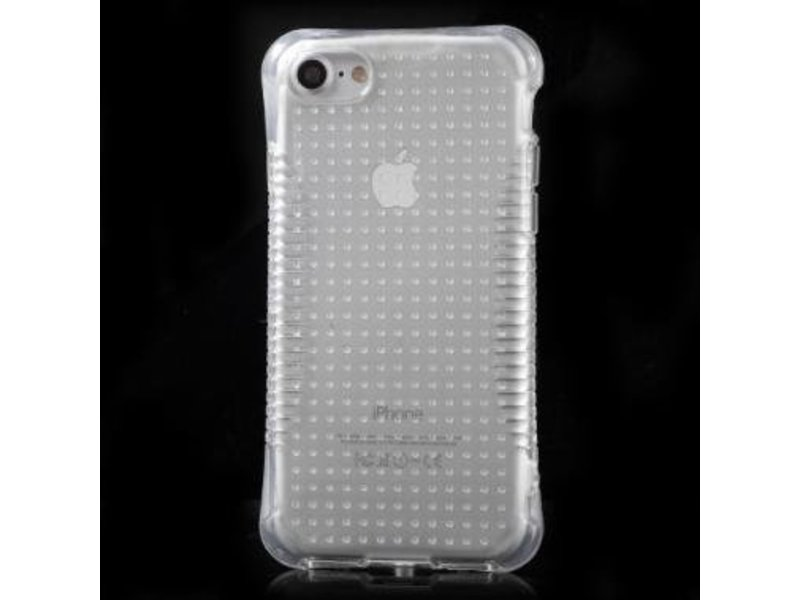 TPU Impact Case Transparant voor Apple iPhone 7/8