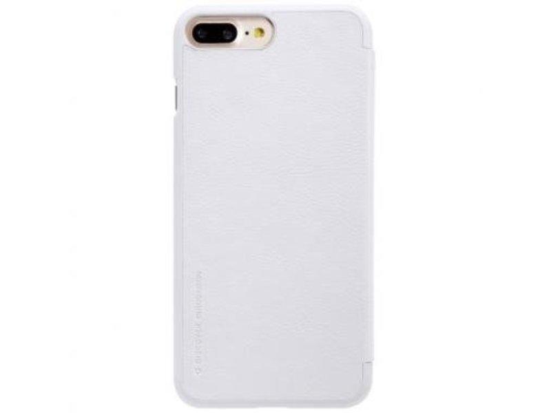 Nillkin Nillkin QIN Wallet Book Case Wit voor Apple iPhone 7/8 Plus