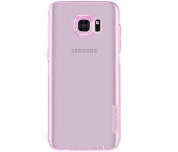 Nillkin Nature TPU Case Roze voor Samsung Galaxy S7 Edge