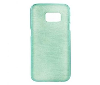 TPU Case Brushed Turquoise voor Samsung Galaxy S7