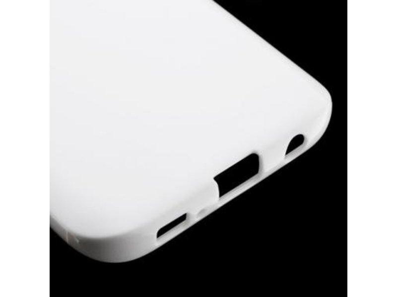 TPU Case Wit voor Samsung Galaxy S7