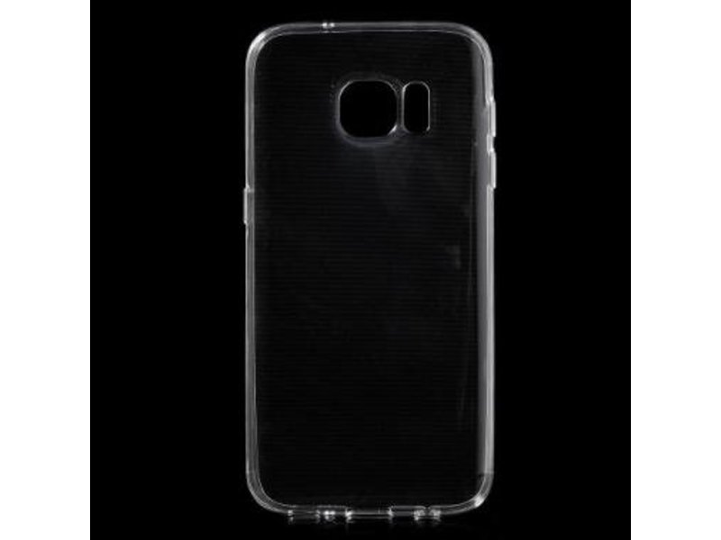 Mobiware TPU Case Transparent voor Samsung Galaxy S7