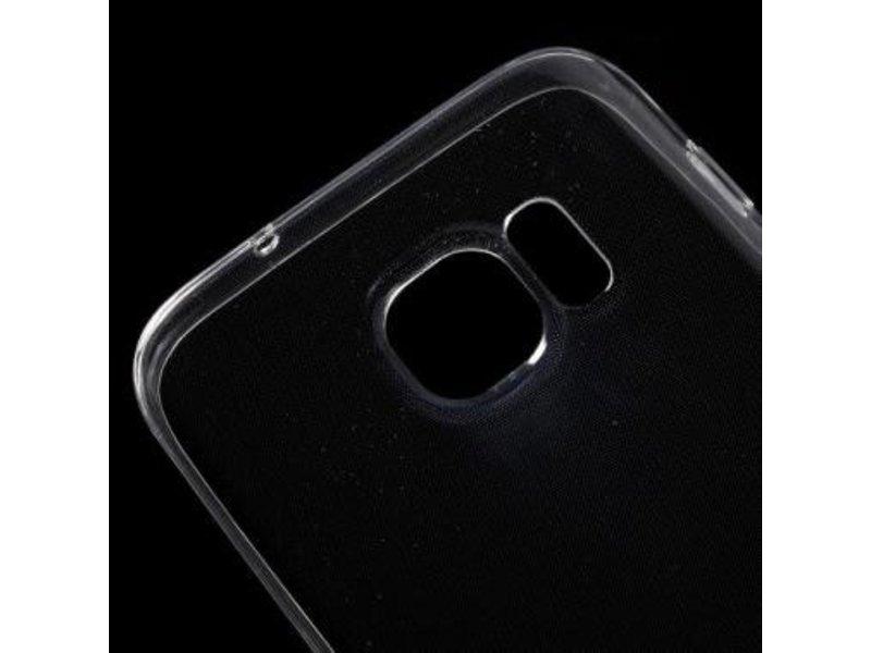 TPU Case Transparent voor Samsung Galaxy S7