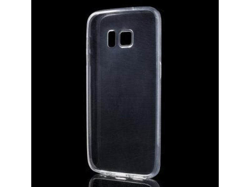 Mobiware Ultra Thin TPU Case Transparant voor Samsung Galaxy S7
