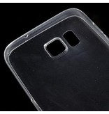 Ultra Thin TPU Case Transparant voor Samsung Galaxy S7