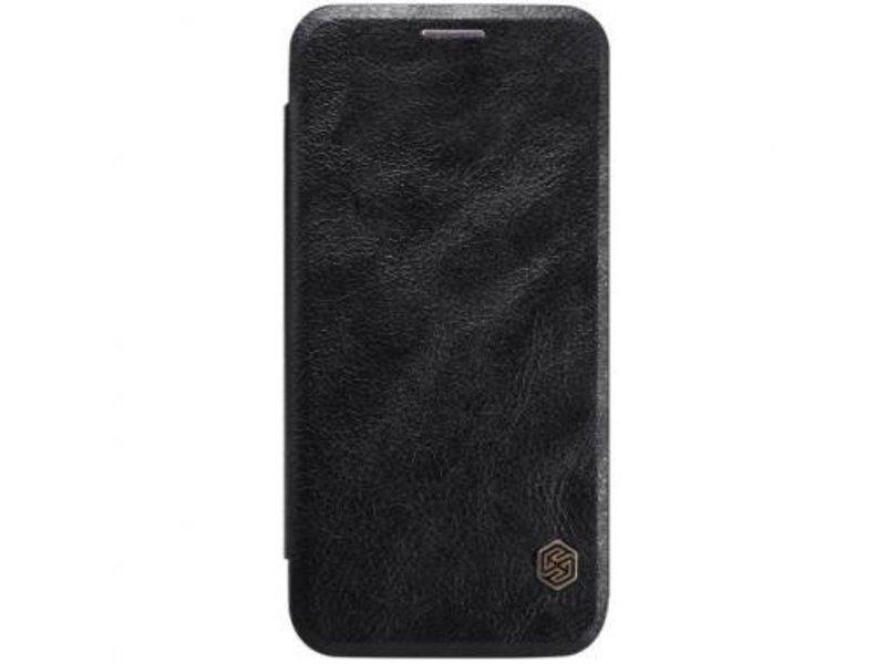Nillkin Nillkin QIN Wallet Book Case Zwart voor Samsung Galaxy S7