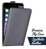Just in Case Just in Case Elegant flip case Apple iPhone 7/8 Plus (Black)