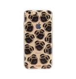 FLAVR FLAVR TPU Case Pugs voor Apple iPhone 7