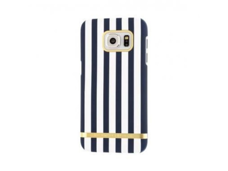 Richmond & Finch Richmond & Finch Satin Stripes Case Nautical voor Samsung Galaxy S7 Edge