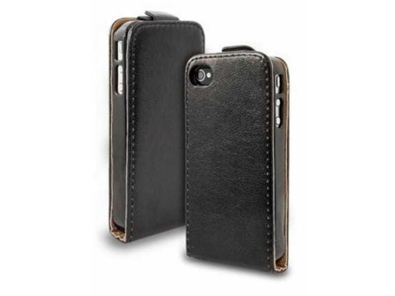 Mobiware Wallet Flip Case Zwart voor Samsung Galaxy S8