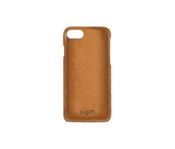 Bugatti Pocket Snap Case Porto Bruin Voor Apple IPhone 7/8