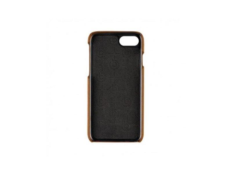 Bugatti Bugatti Pocket Snap Case Porto Bruin Voor Apple IPhone 7/8