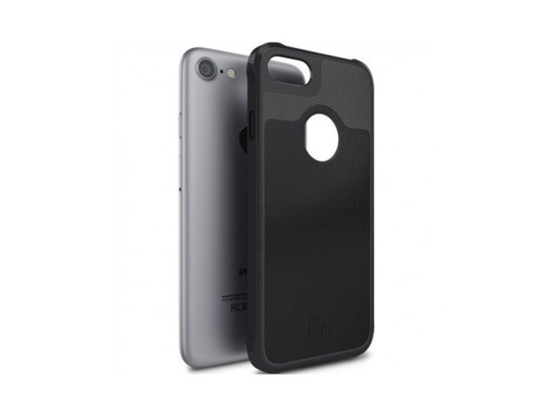BeHello BeHello Impact Case Zwart/Grijs Voor Apple IPhone 7/8