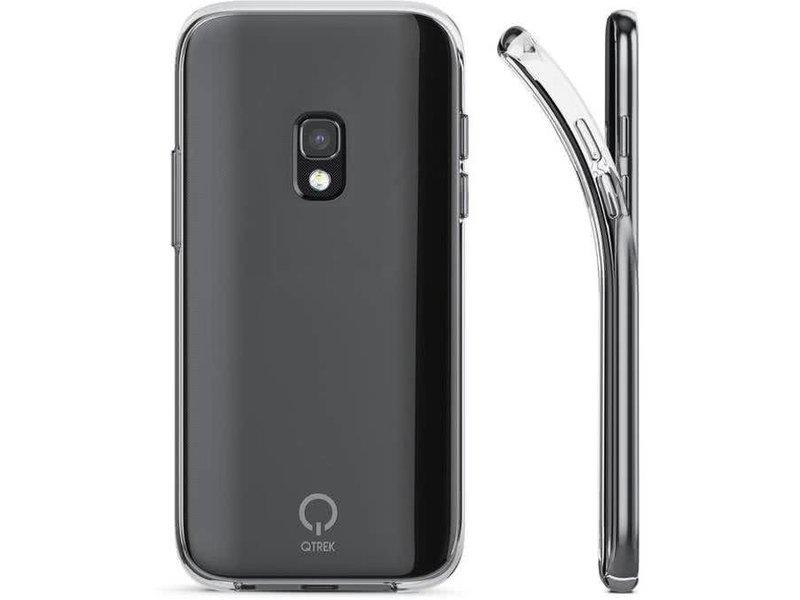 Qtrek Qtrek Gel Case Transparant voor Samsung Galaxy S8