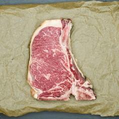 ALMO Wagyu Cross Club Steak MS5-6