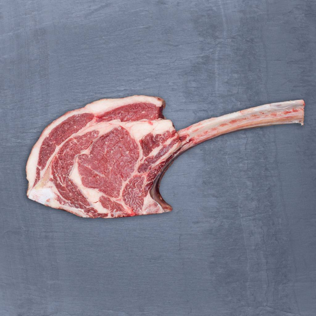 tomahawk steak f r den grill online bestellen almo shop. Black Bedroom Furniture Sets. Home Design Ideas