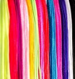 Fransenohrringe in Wunschfarbe