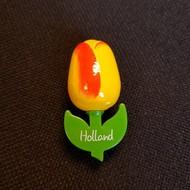 Tulpenmagnet Gelb / Orange