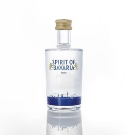Spirit of Bavaria - Vodka 5cl - Spirit of Bavaria - Vodka